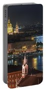 Budapest, Danube River, Hungary Portable Battery Charger