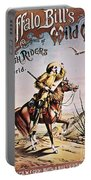 Buffalo Bill: Poster, 1893 Portable Battery Charger
