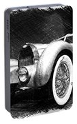 Bugatti Type 57 Aerolithe Portable Battery Charger