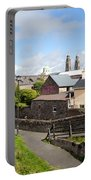 Buildings In A Town, Mullingar, County Portable Battery Charger