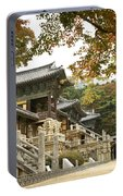 Bulguksa Buddhist Temple Portable Battery Charger