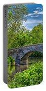 Burnside Bridge, Antietam Portable Battery Charger