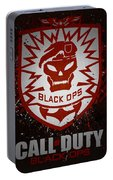 Call Of Duty Black Ops Portable Battery Charger