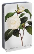 Camellia, 1833 Portable Battery Charger
