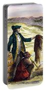 Canada: Fur Traders, 1777 Portable Battery Charger