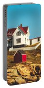 Cape Neddick Lighthouse Portable Battery Charger