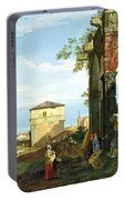Capriccio With Motifs From Padua Portable Battery Charger