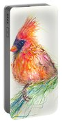 Cardinal On Branch Portable Battery Charger
