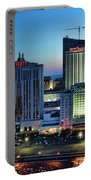 Casinos Atlantic City  Portable Battery Charger