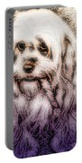 Cassie Girl Portable Battery Charger