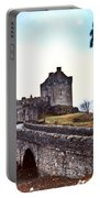 Castle Eilean Scotland Portable Battery Charger