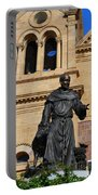 Catholic Cathedral Sante Fe Nm Portable Battery Charger