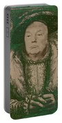 Celebrity Etchings - Donald Trump Portable Battery Charger
