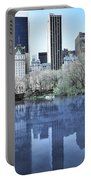 Central Park In New York City Portable Battery Charger