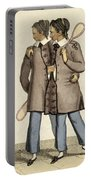 Chang And Eng, Siamese Twins Portable Battery Charger