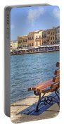 Chania - Crete Portable Battery Charger