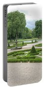 Chantilly France Street Scenes Portable Battery Charger