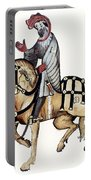 Chaucer: Canterbury Tales Portable Battery Charger