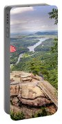 Chimney Rock State Park Portable Battery Charger