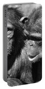 Chimpanzees Portable Battery Charger