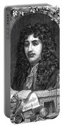 Christiaan Huygens, Dutch Polymath Portable Battery Charger