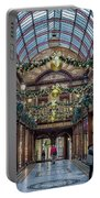 Christmas Arcade Portable Battery Charger