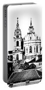 Church Of St Nikolas Portable Battery Charger
