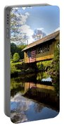 Cilleyville Bridge Portable Battery Charger