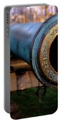 Civil War Cannon 1862 In Gettysburg Pa Portable Battery Charger
