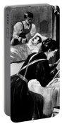 Clara Barton (1821-1912) Portable Battery Charger