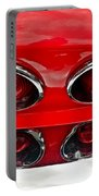 Classic Car Tail Lights Portable Battery Charger