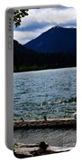 Clear Lake Washington Portable Battery Charger