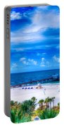 Clearwater Beach, Florida Portable Battery Charger