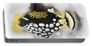 Clown Triggerfish No 01 Portable Battery Charger