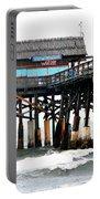 Cocoa Beach Pier Portable Battery Charger