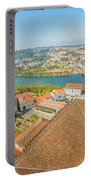 Coimbra Aerial View Portable Battery Charger