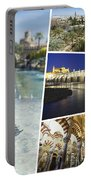 Collage Of Cordoba  Portable Battery Charger