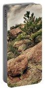 Colorado Rocky Mountains Portable Battery Charger