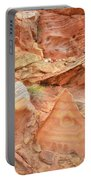 Colorful Wash 3 In Valley Of Fire Portable Battery Charger