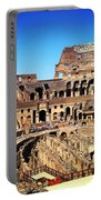 Colosseum Interior Portable Battery Charger