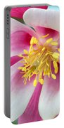 Columbine Flower 1 Portable Battery Charger