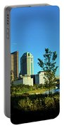 Columbus Ohio Panorama Portable Battery Charger