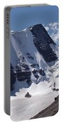 Condoriri Mountains From Pico Austria Pass Portable Battery Charger