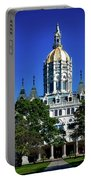 Connecticut State Capitol Portable Battery Charger