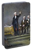 Constitutional Convention Portable Battery Charger