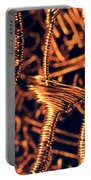 Copper Wirework Portable Battery Charger