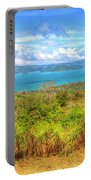 Costa Rica Landscape Portable Battery Charger