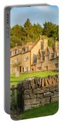 Cotswolds Evening Portable Battery Charger