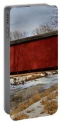 Covered Bridge Portable Battery Charger