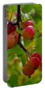 Crab Apples Portable Battery Charger